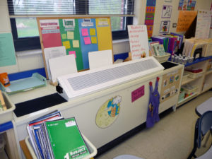 Classroom Unit Ventilator With VEEBoX™