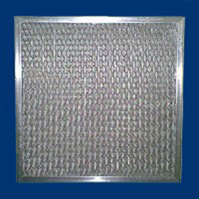Tri-Met washable metal mesh air filters pre-filter grease various thicknesses high efficiency cottonwood